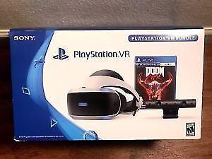 Playstation VR Doom bundle à vendre