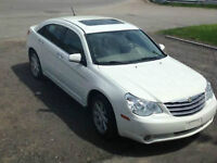 2008 Chrysler Sebring Berline ULTRA CLEAN A NE PAS MANQUER!!!!