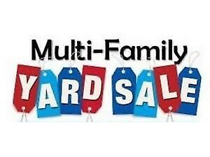 Yard Sale! 2 Family located in Paradise/Bridgetown on Hwy 1