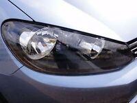 Golf mk6 headlight