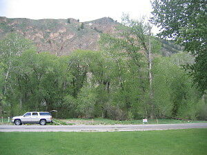 For sale by owner; 2 city lots app 1/4 acre each i Hailey, Idaho