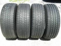 215/60R15 Set of 4 Michelin Used(inst.bal.incl)75% tread left