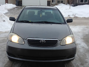 2005 Toyota Corolla CE Sedan in Excellent Working Order