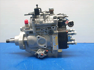Toyota Hilux 2.8 Injector Pump