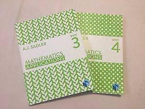 Maths ATAR Applications Tutoring