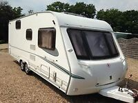 Abbey Expression 620 6 berth