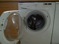 Hoover OPH714D 7kg 1400 Spin White LCD A+AA Rated Washing Machine 1 YEAR GUARANTEE FREE DEL N FIT