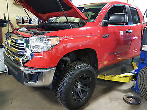 2016 Toyota Tundra SR5 15668 KM $38500.00 Extended cab