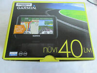 For sale brand new GARMIN NUVI 40 LM GPS