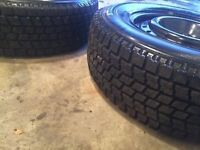EXCELLENT CONDITION!!! SNOW TIRES!! NEED GONE ASAP!!