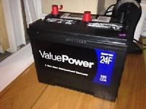 New Value Battery priced to sell