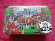Match Attax 10 11