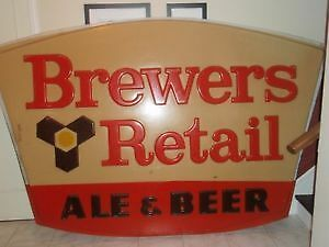 WANTED; BREWERS RETAIL SIGN $$$ Windsor Region Ontario image 1