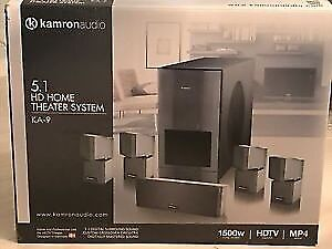German made home audio system