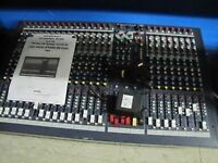 SOUNDCRAFT LXII 24 CHANNEL MIXER