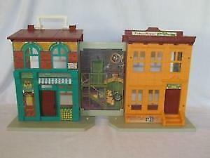 Fisher Price Sesame Street  Building