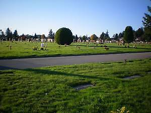 OCEANVIEW CEMETERY PLOTS FOR SALE - BURNABY B.C