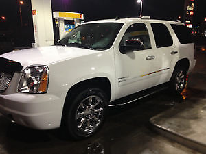 2013 GMC Yukon Denali with Winter and Summer tires