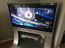 """Panasonic Viera TH-42PX60B 42"""" 720p HD Plasma Television"""