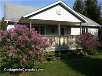 Bayfield Family Cottage - Lake Huron (2 hours from GTA).