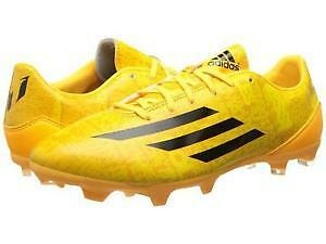 Boy's Adidas Messi F10 Soccer Shoes - Size 8