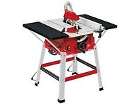 TABLE SAW AS NEW USED ONCE