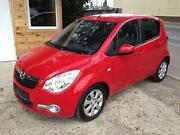 Opel Agila Auto