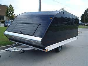 Looking for Enclosed Snowmobile Trailer