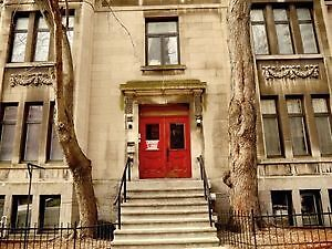 All-included, FURNISHED 4, 5 or 6 bedroom Apt. for rent Downtown