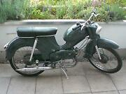 Hercules Moped