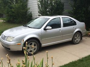 2001 Volkswagen Jetta Sedan - Very reliable and well maintained!