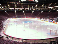 Canucks lower bowl tickets...not many games left
