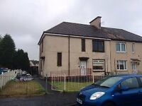 2 bedroom upper cottage located in Muirhouse Avenue Newmains, Wishaw - available now