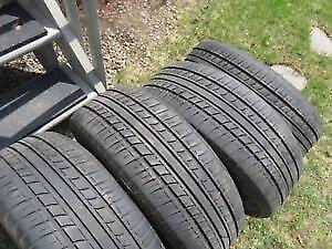 195 65 R15 X4 Dunlop sport 5000 d'ete