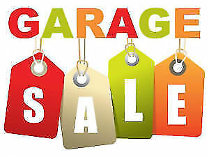 Garage Sale - Moving