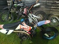 """WANTED"" Pit Bike Spare or Repair or Parts"