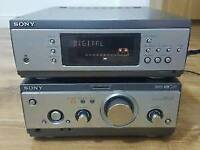Sony Stereo & AV Amplifier