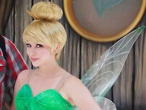 Tinkerbelle Princess Birthday Parties - Female Magician