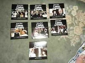 Complete Series one on 7 New DVDs Upstairs/downstairs . Would make a lovely gift