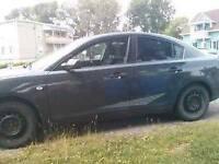 Mazda 3 2006 125xxx kilo 2800 NEGO