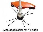 Motorsense Fadenkopf