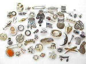 Antique Victorian Jewelry Lot