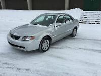 2001 Mazda Protege quick fast sale very cheap Sedan