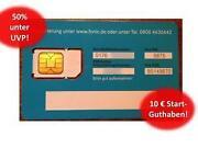 Prepaid Sim Karte