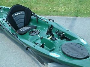 New Leisure Fishing Kayak By Winner with free Paddle West Island Greater Montréal image 4