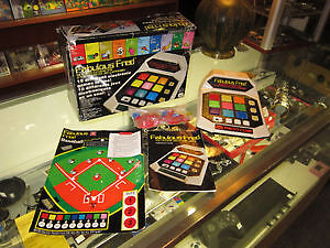 Vintage 1980 FABULOUS FRED Electronic Game Complete!