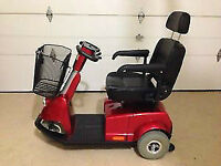 Fortress Scooter 1700 - EXCELLENT CONDITION -Red Colour