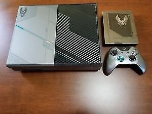 Halo edition Xbox one Trades