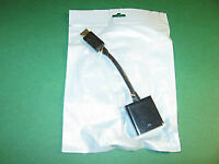 DISPLAY PORT TO VGA CABLE ADAPTERS - (NEW)