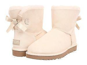 0e932858ee5 authentic ugg boots bailey bow white 04b53 70111
